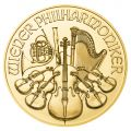 2021 1/10 oz Austrian Philharmonic Gold Coin