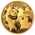 Watch 2021 30g Panda Gold Coin | China YouTube Video