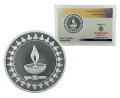 20 Gram Silver Round Boxed Emirates Gold Happy Diwali