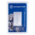 Emirates 20 gram Boxed Silver Bar