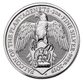 2019 Queen's Beasts Falcon 2oz Silver Coin