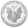 2020 American Eagle 1oz Silver Coin