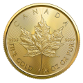 2020 1/4oz Maple Leaf Gold Coin