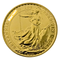 1oz Gold Britannia Coin (Mixed Years)