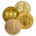 1 Ounce Gold Coin - Investment Market