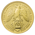2019 1/4oz Gold Queen's Beast Falcon
