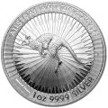 1oz Australian Kangaroo Silver Coin Mixed Years