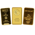 10g Gold Bar - Best Value