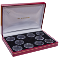 Luxury Presentation Box for 10 Sovereigns