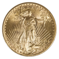 $20 St. Gaudens Double Eagle Gold Coin
