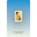 PAMP 'Faith' Lakshmi 5 Gram Gold Bar