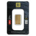 Baird & Co 2.5 Gram Minted Gold Bar