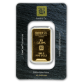 20g Gold Bar - Baird & Co Minted Certicard