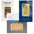 50g Gold Bar Our Choice - Brand New
