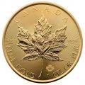2017 1oz Maple Leaf Gold Coin