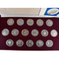 Royal Mint The Royal Marriage Commemorative Coin Collection 1981