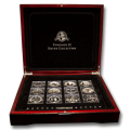 Fabulous 12 2011 Silver Proof Coin Set