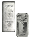 1Kg Silver Bar - Flash Sale