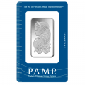 PAMP 1 Ounce Fortuna Silver Bar