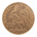 CLEARANCE - 20 French Francs Rooster