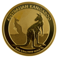 Australian Nugget 1/2 oz Gold Coin