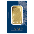 PAMP 100 Gram Fortuna Gold Bar