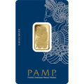 PAMP 10 Gram Fortuna Gold Bar