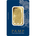 PAMP 3 Tola Fortuna Gold Bar