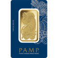 PAMP 50 Gram Fortuna Gold Bar