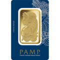PAMP 5 Tola Fortuna Gold Bar