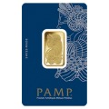 PAMP Half Ounce Fortuna Gold Bar