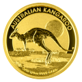 Australian Nugget 1/4 oz Gold Coin
