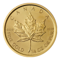 2017 1/4 Maple Leaf Gold Coin