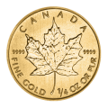 CLEARANCE - 1/4 Ounce Gold Maple Leaf