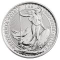 1oz Silver Britannia Monster Box - VAT FREE