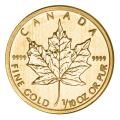 1/10th Ounce Gold Maple Leaf