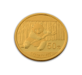 2014 1/10th oz Chinese Panda Gold Coin