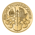 Austrian Philharmonic 1/10 oz Gold Coin