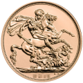 The Gold Sovereign by The Royal Mint