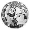 Watch 2021 30 Gram Chinese Panda Silver Coin YouTube Video