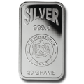 Emirates 20 gram Blister Pack Silver Bar