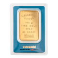 Valcambi Blue 100 Gram Gold Bar