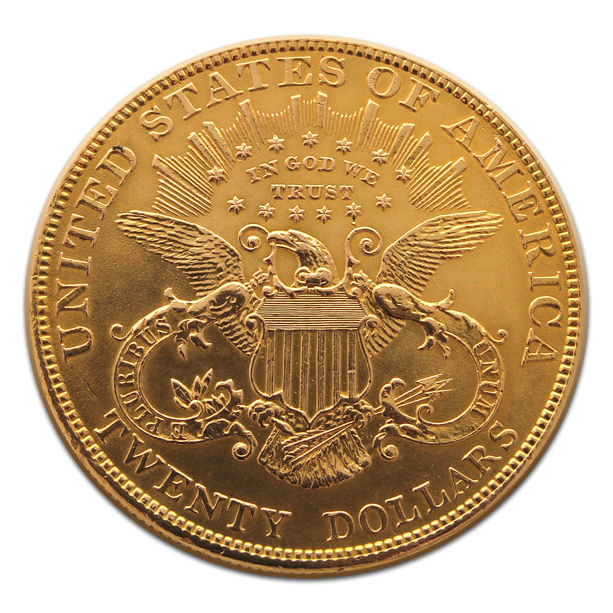 20 Double Eagle Liberty Coin Gold Bullion Co