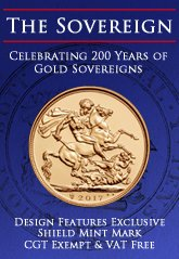 Gold 2017 Sovereign
