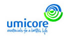 We're authorised distributors of Umicore products