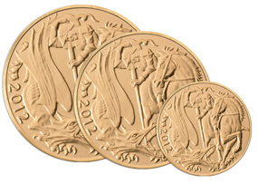 Royal Mint Sovereign Coins
