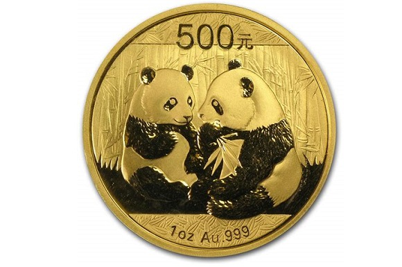 Chinese Panda Gold Coins