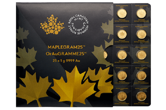 Discovering Canadian Gold Bullion Coins